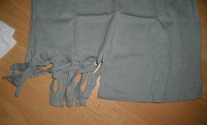 DIY #5 Faire une écharpe à partir d'un t-shirt