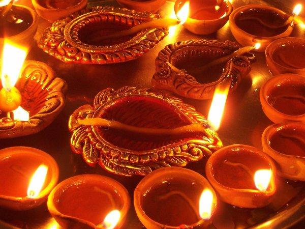Mercredi, l'Inde fêtait Diwali, équivalent hindou de Noël. L